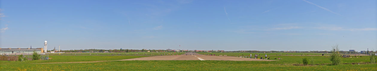 Tempelhofer Feld  – Gesetz